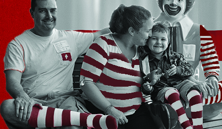 WEAR YOUR STRIPES for our families