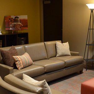 Family Room at Seton Medical Center Austin