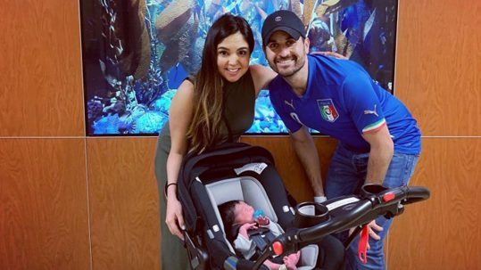 Garcia family together