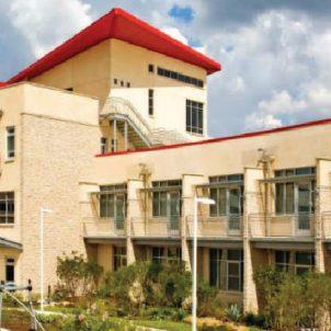 RMHC CTX building exterior