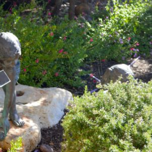 Healing Hearts Program garden